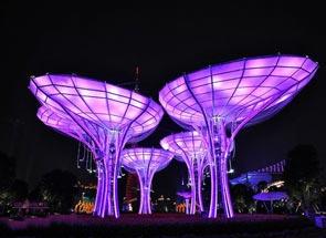 第二届广州国际灯光节亮点解析